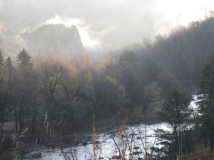 Gateway Park in lower Poudre Canyon